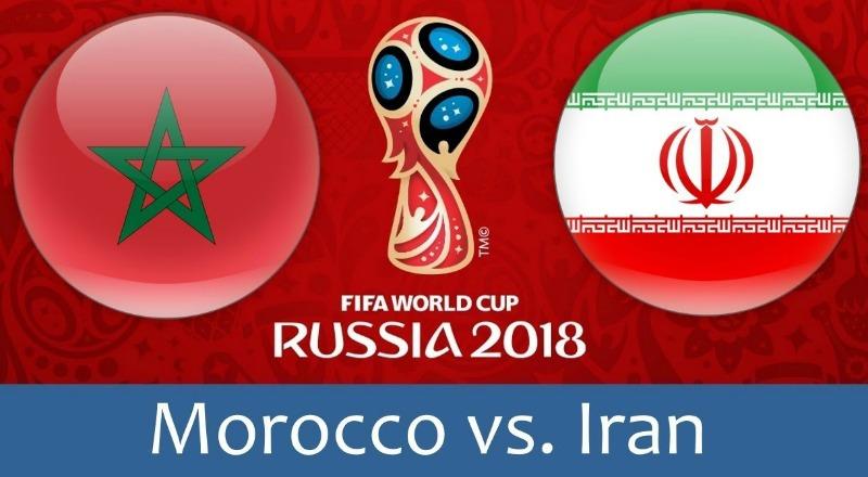 KÈO VÒNG BẢNG WORLD CUP 2018 GIỮA IRAN VS MA RỐC NHÀ CÁI W88
